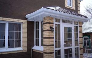 Построить дом из газобетона недорого под ключ цены Тюмень - с облицовкой