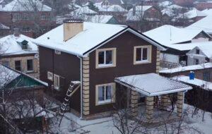 Строительство домов из газобетона в Тюмени