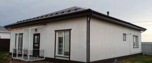 Строительство дома из газобетона Тюмень