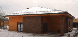 Построить дом Тюмень под ключ цена