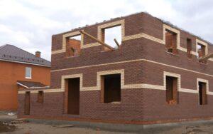 Построить кирпичные дома в Тюмени