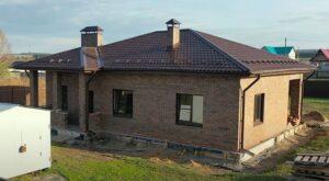 Строительство домов коттеджей Тюмень