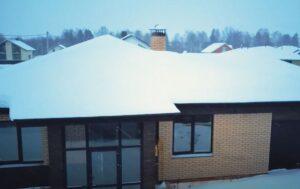 Строительство дома коттеджа Тюмень