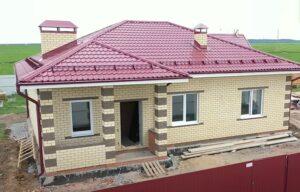 Строительство домов коттеджей в Тюмени